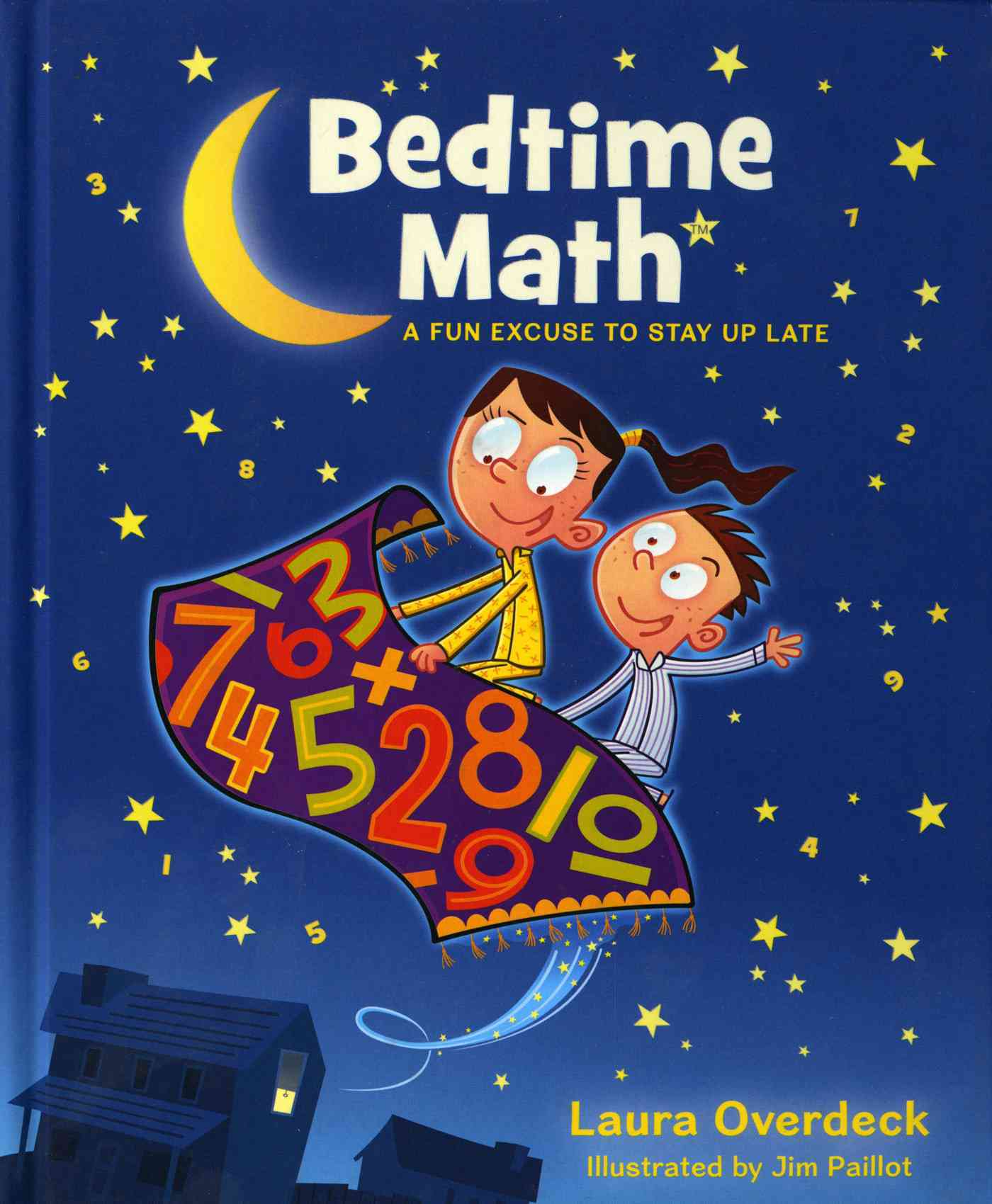 Bedtime Math By Overdeck, Laura/ Paillot, Jim